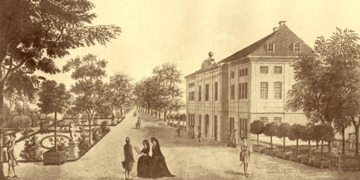 Schlosspark Schönhausen, Berlin