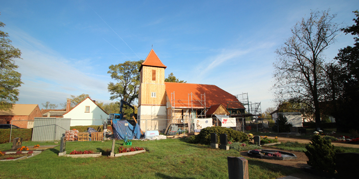 Fachwerkkirche Sietzing